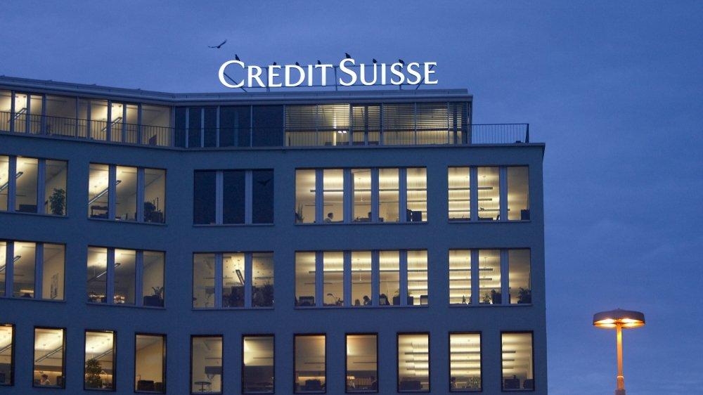 Des milliards sont en jeu pour la banque zurichoise, suite aux débâcles de Greensill et Archegos.