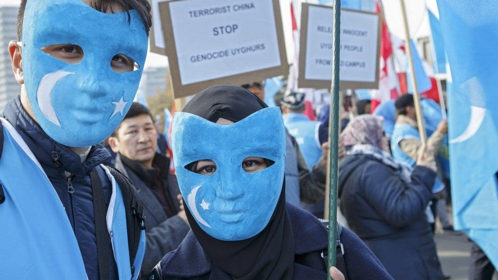 Certains opposants ouïgours se disent suivis par le régime chinois.