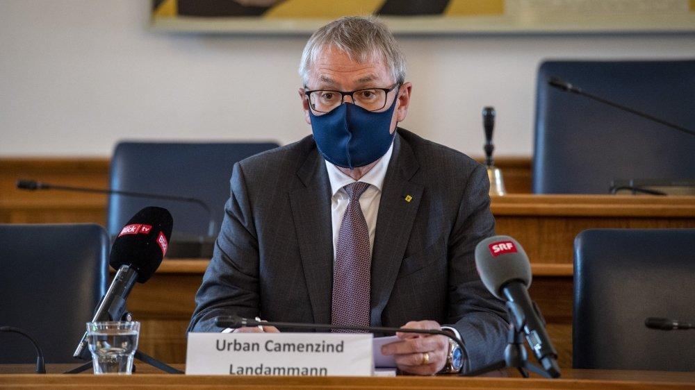 «Je crains fortement que cette évolution, avec sa rapidité, ait lieu ailleurs également.», a exprimé hier lors d'une conférence de presse  le président du gouvernement uranais Urban Camenzind.