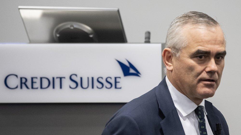 Thomas Gottstein, directeur général de la banque, souhaite profiter de l'arrivée imminente du nouveau président pour passer en revue l'ensemble des activités, et notamment la gestion d'actifs.