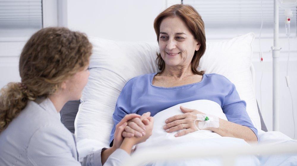 Les soins palliatifs permettent aussi d'accepter la mort pour mieux profiter de la vie.