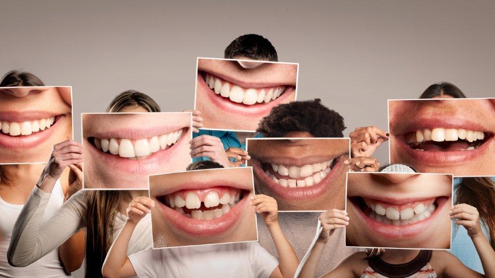 Ce n'est pas la quantité mais la qualité de nos sourires qui nous fait le plus grand bien ainsi qu'à notre entourage