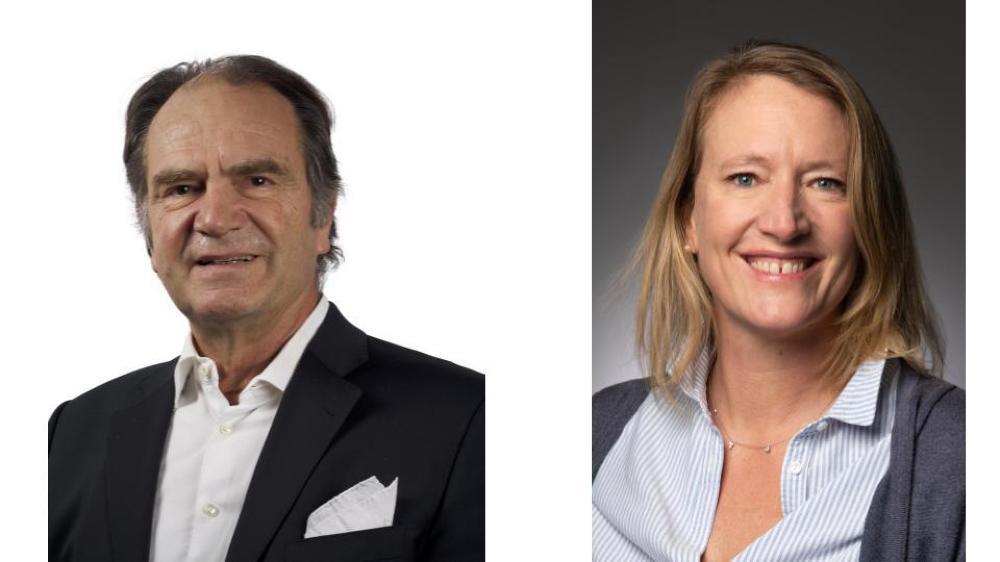 Hervé Mange (ACDF) et Lucie Kunz-Harris s'affrontent pour la syndicature de Founex.