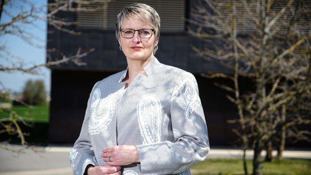 Marie Christine Gilliéron sera la toute première syndique de Hautemorges.