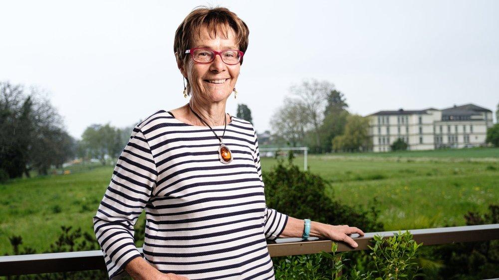 Lorsque Claudine Dind s'est engagée en politique, les Verts n'existaient pas encore. Alors qu'elle s'apprête à quitter le Conseil communal, son parti a gagné huit sièges supplémentaires lors des dernières élections, même s'il ne sera plus représenté à la Municipalité.