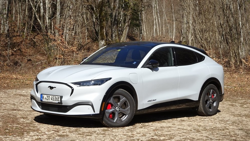 Cette nouvelle Mustang est la première voiture 100% électrique du constructeur germano-américain.