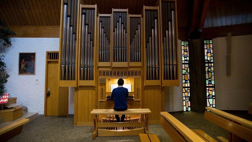 L'orgue de l'église catholique de la Colombière va résonner pour des pièces nous faisant voyager entre les époques baroque et contemporaine.