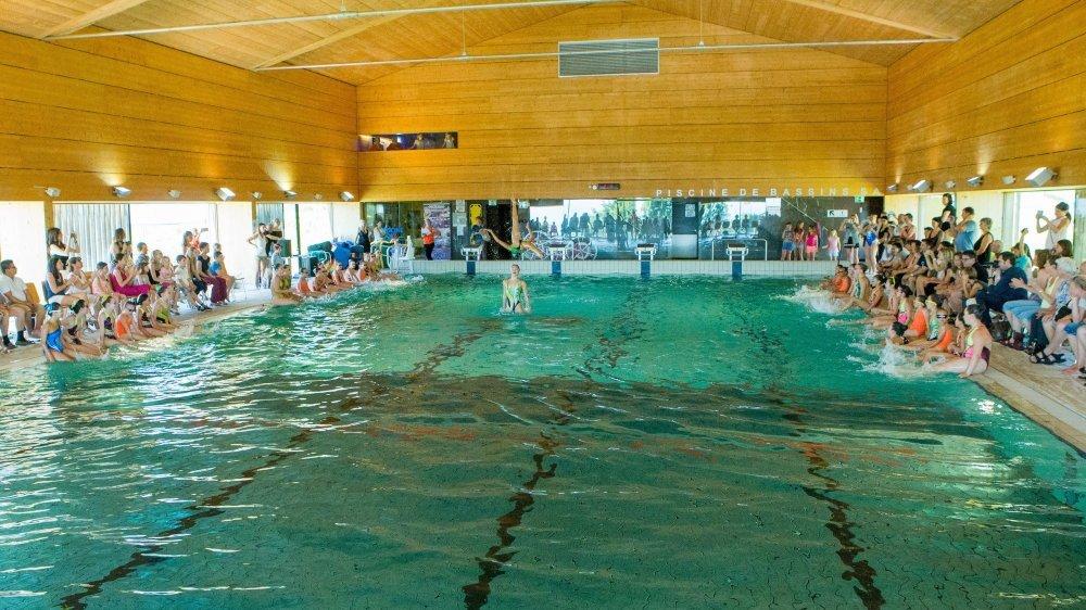 Pour le financement de la piscine de Bassins, les statuts de l'association scolaire étaient un enjeu de taille.