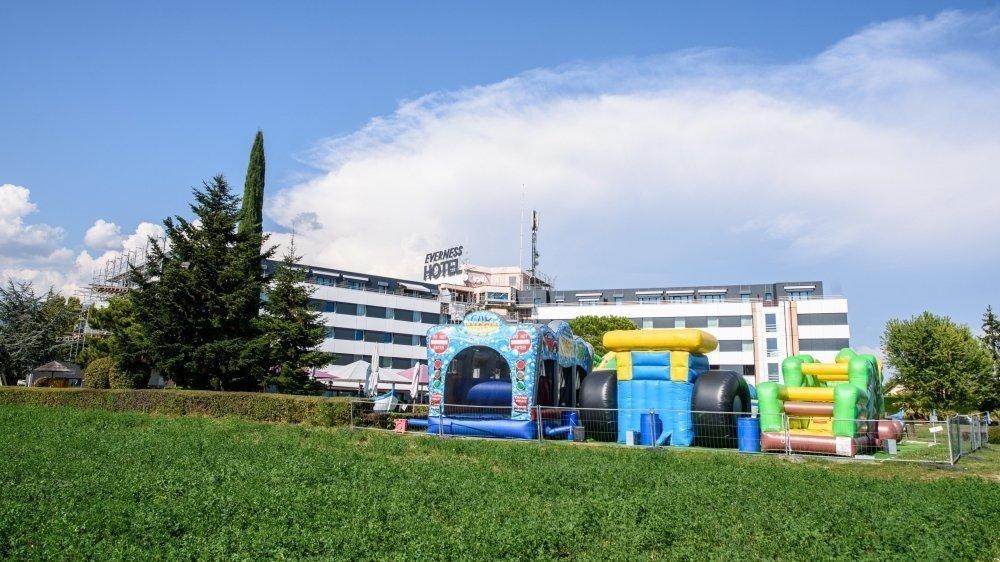 L'été passé, l'hôtel Everness à Chavannes-de-Bogis s'était mis en quatre pour séduire une clientèle plus familiale.