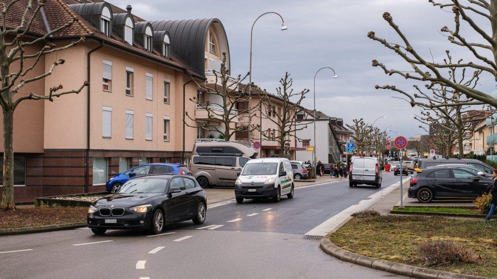 La Municipalité veut se doter d'un plan global incluant l'ensemble des modes de déplacements des habitants.