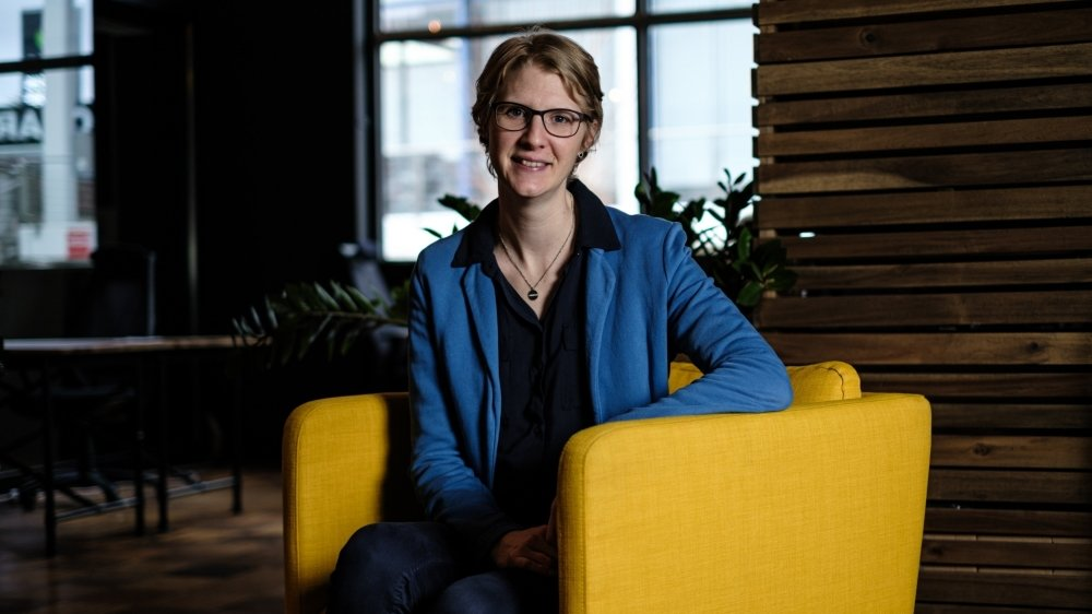Mélanie Wyss est candidate à la syndicature de Morges.