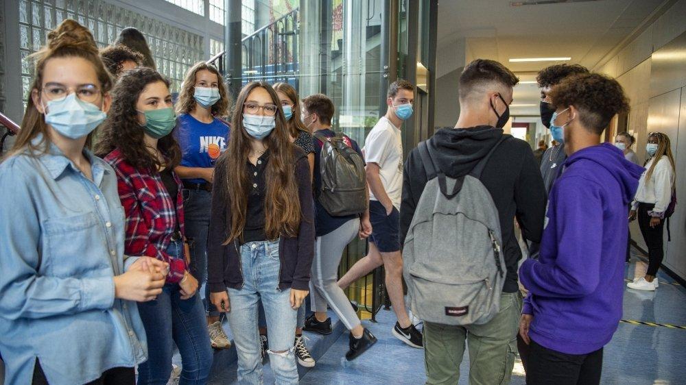 En moyenne, deux élèves par classe âgés de 15 ans sont touchés par des phénomènes de harcèlement-intimidation (photo d'illustration).