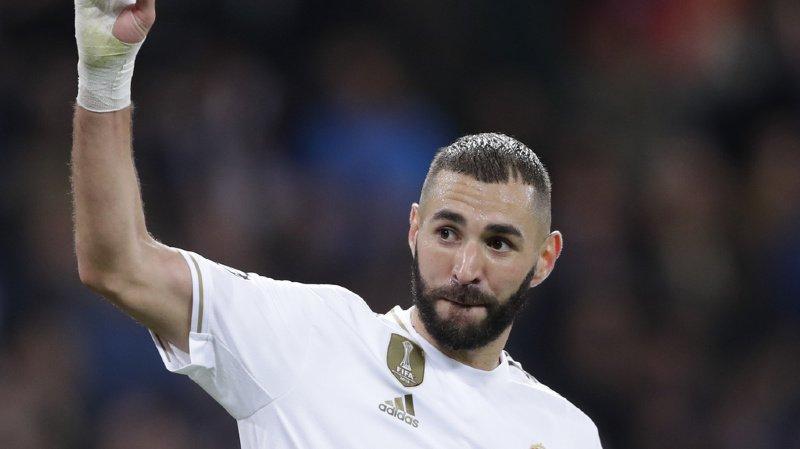 Football: Karim Benzema de retour chez les Bleus pour l'Euro 2021