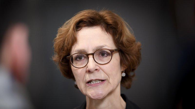 """""""Grâce à l'innovation et à des technologies efficaces, l'économie suisse peut apporter une contribution significative à la réduction des gaz à effet de serre et, par conséquent, à la résolution du problème climatique"""", selon la directrice d'Economiesuisse Monika Rühl."""