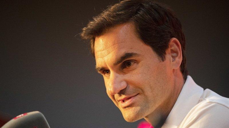 Roger Federer en mode acteur donne la réplique à Robert de Niro!