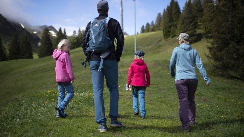 Nombre d'enfants, situation financière, satisfaction: comment vivent les familles en Suisse?
