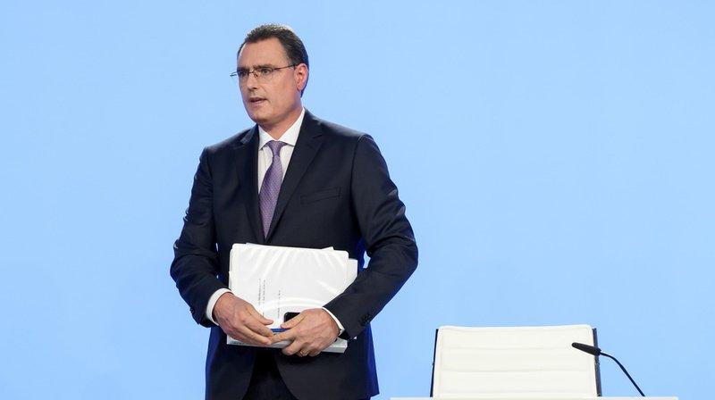 Thomas Jordan s'est exprimé lors de l'assemblée générale annuelle de la BNS vendredi.