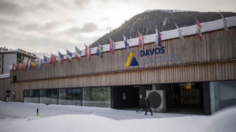 La réunion annuelle du WEF est prévue du 17 au 22 janvier 2022 à Davos.