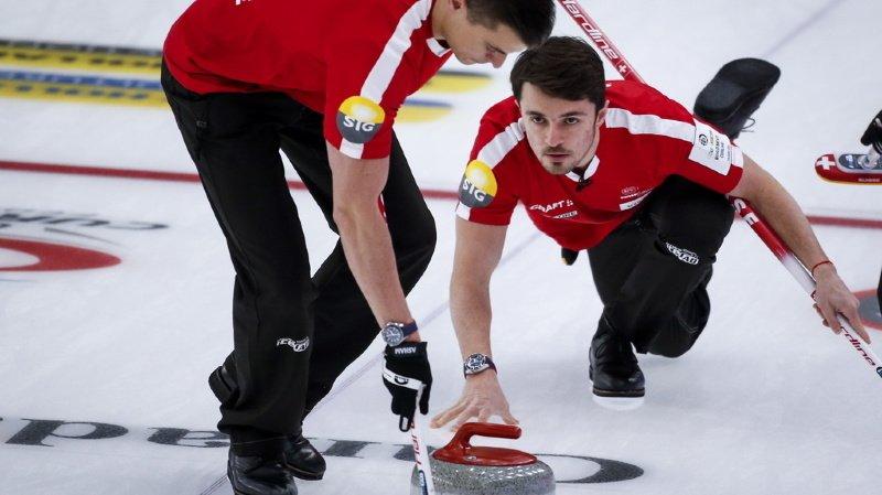 La Suisse a perdu de justesse son match contre l'Italie.