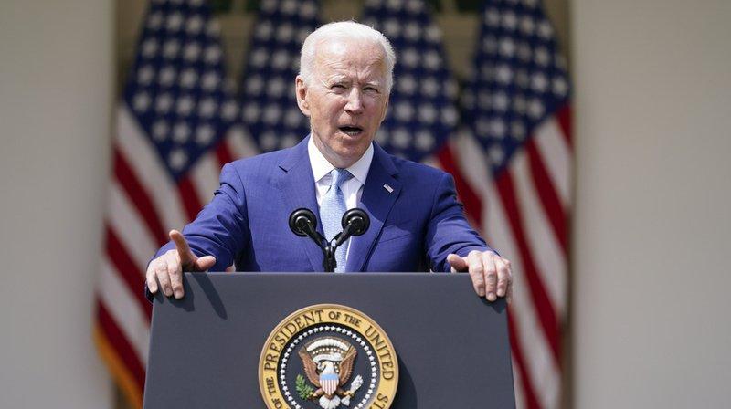 Afghanistan: Biden retirera toutes les troupes américaines d'ici le 11 septembre