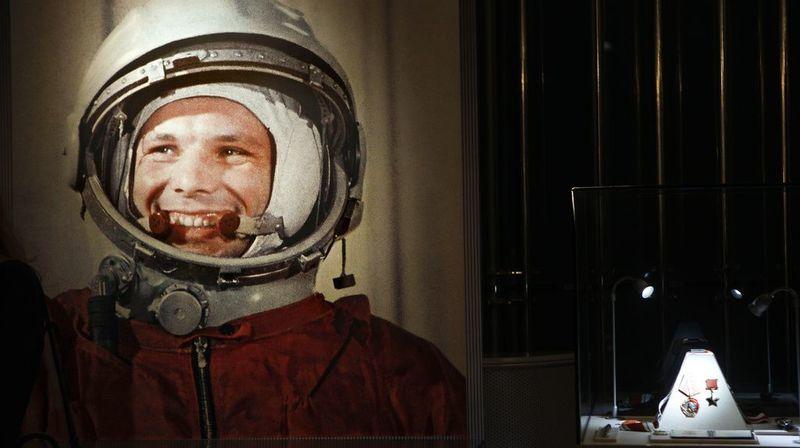 Il y a 60 ans, le Russe Youri Gagarine devenait le premier humain à voyager dans l'espace