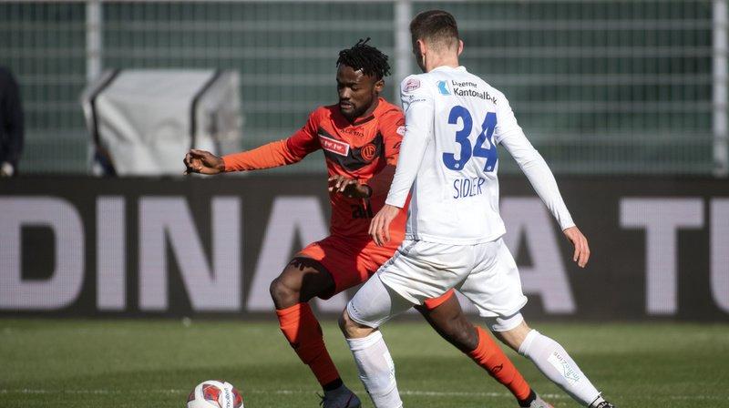 Football – Coupe de Suisse: Lucerne bat Lugano en prolongation