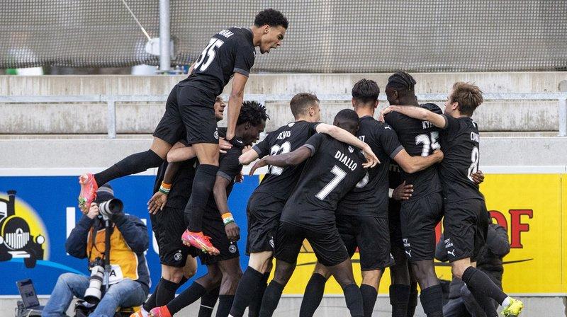 Football - Coupe de Suisse: Servette s'impose face à Kriens en prolongation, Saint-Gall bat GC