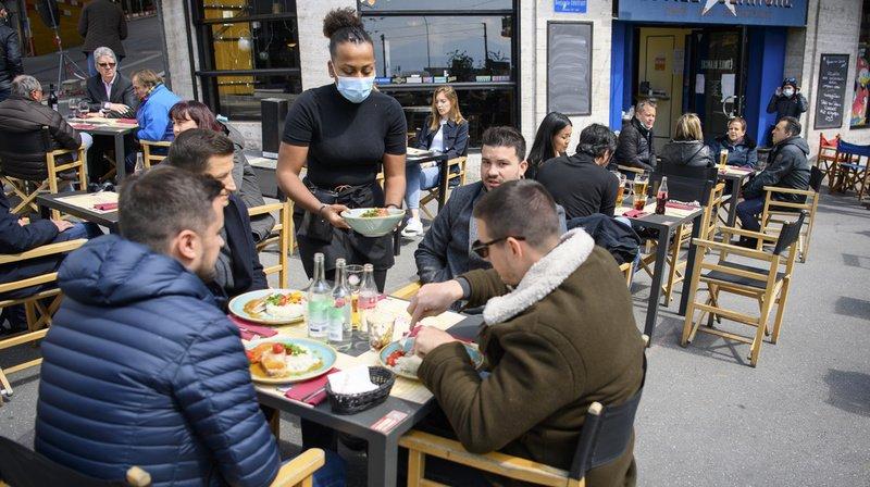 Gastronomie: les clients apprécient toujours plus les restaurants suisses