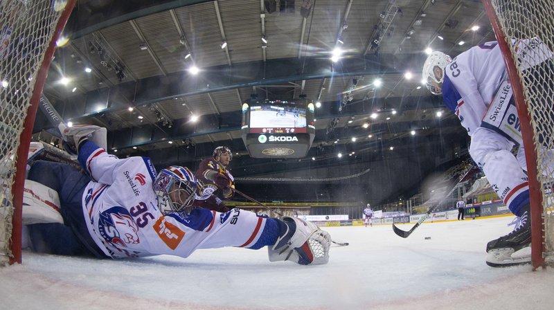 Hockey sur glace – National League: Genève-Servette et Zoug mènent 2-0