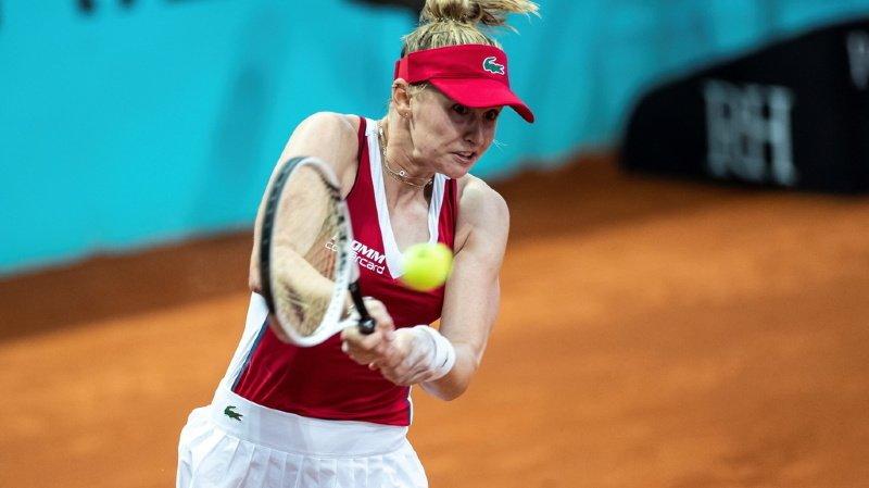 Tennis: Teichmann sortie au 2e tour à Madrid