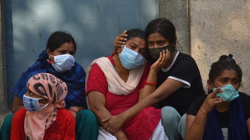 Coronavirus: les nouvelles du samedi 1er mai