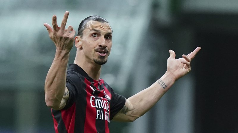 Football – Euro 2020: blessé, Ibrahimovic doit déclarer forfait
