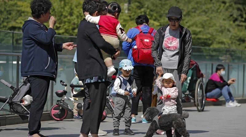 Chine: hausse de 5,38% de la population en dix ans