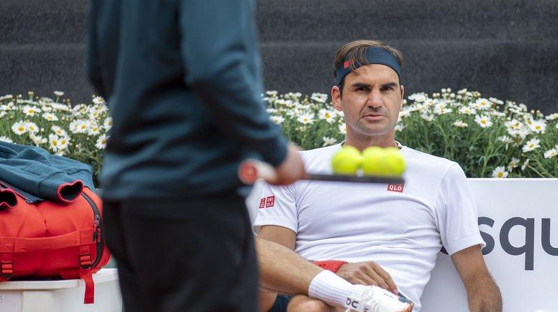 JO de Tokyo: Federer aimerait gagner une médaille, mais comprendrait une annulation