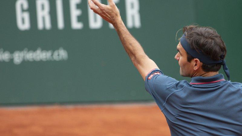 Tennis - Geneva Open: Federer s'incline en 8e de finale face à Andujar