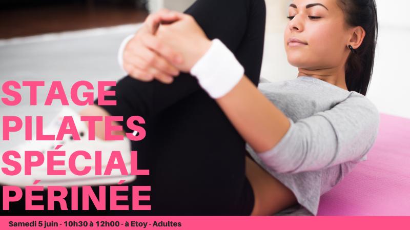 Stage de Pilates spécial Périnée