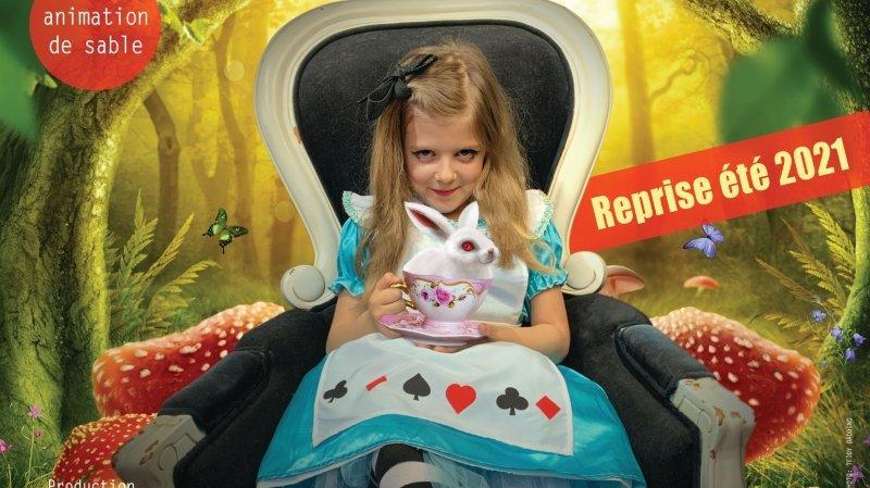 Reprise - Alice au Jardin des Merveilles