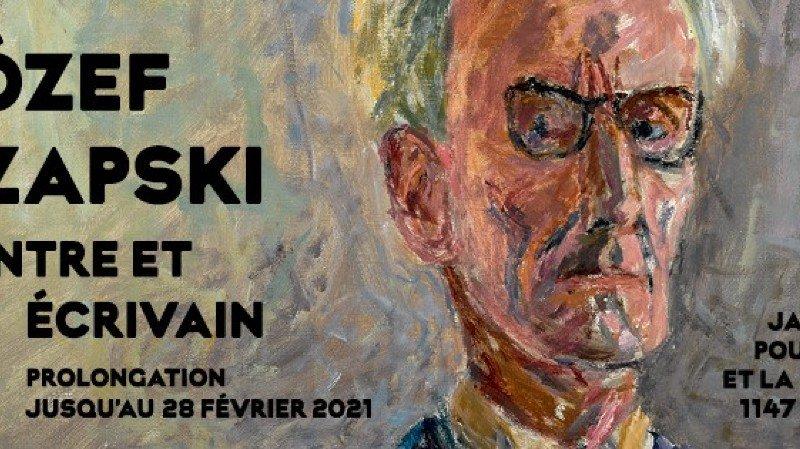 Visite virtuelle exposition Józef Czapski