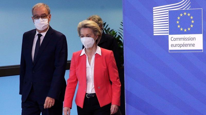 Accord-cadre: le tête-à-tête se poursuit entre la Suisse et l'UE