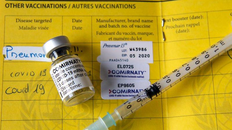 Coronavirus: discrimination ou nécessité? Le passeport vaccinal divise