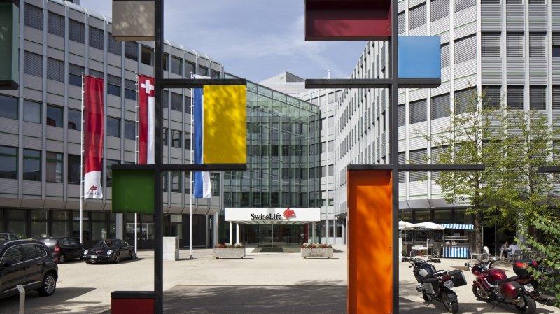 Assurances: la prévoyance secoue Swiss Life
