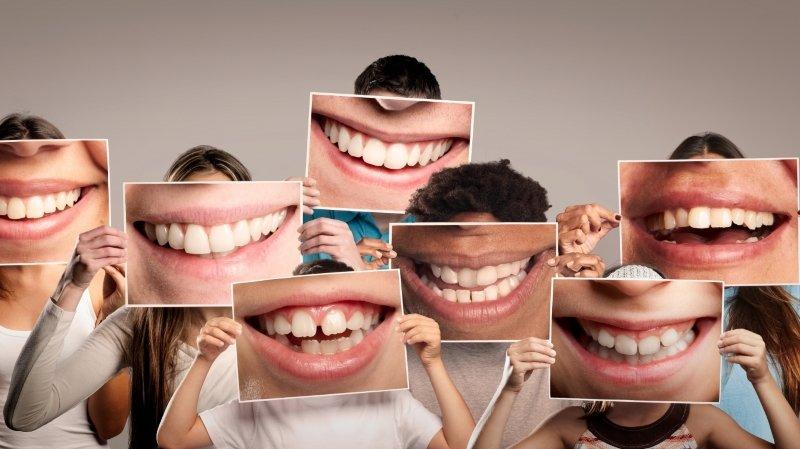Sourire, c'est bon pour la santé? Oui, si vous êtes déjà heureux