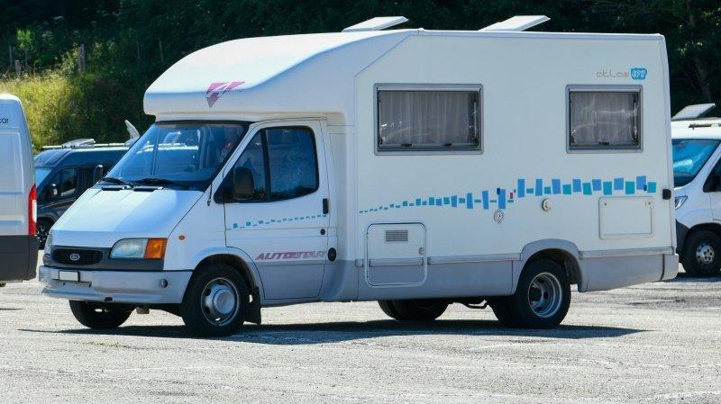 Morges: mécontent de son camping-car, il squatte le parking du vendeur