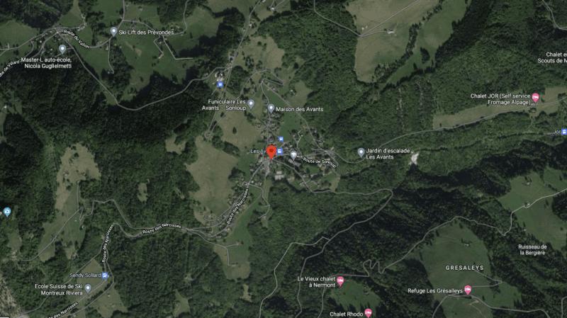 Vaud: une randonneuse est décédée aux Avants