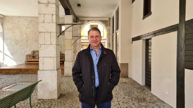 Yves Charrière sera le nouveau chef de l'exécutif d'Aubonne.