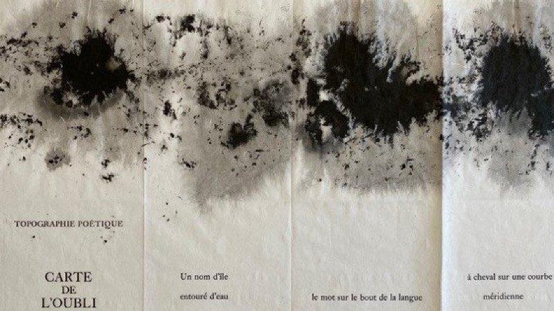 Quinzaine poétique: CARTES DE VOYAGE