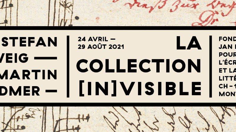 Exposition « De Stefan Zweig à Martin Bodmer »