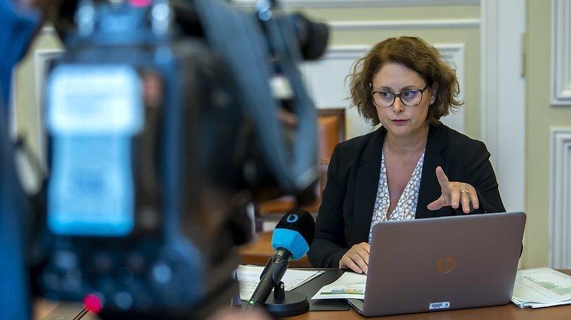 Aglaé Tardin a fait le point sur la situation à Genève.
