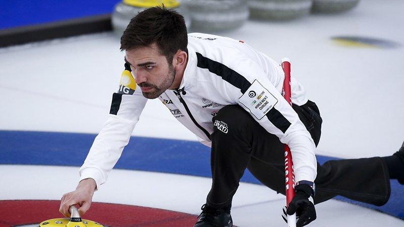 Curling: la Suisse bat la Suède et l'Allemagne au Mondial de Calgary