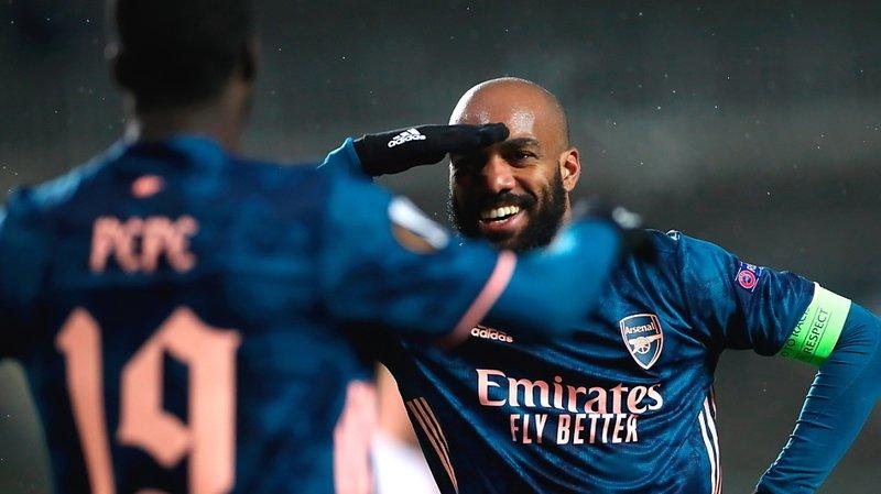 Football - Europa League: Arsenal et Xhaka en demi-finales